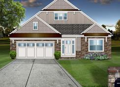 Windemere - The Village: Brecksville, Ohio - Petros Homes