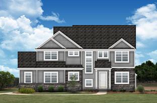 Dunbar - Edgerton Commons: Broadview Heights, Ohio - Petros Homes
