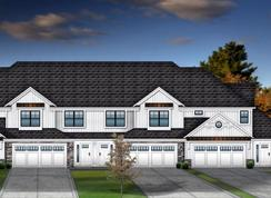 Residence Two - Eighteen Riviera: Fairlawn, Ohio - Petros Homes