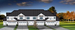 Residence Three - Eighteen Riviera: Fairlawn, Ohio - Petros Homes