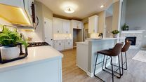 Villas at City Center by Petros Homes in Cleveland Ohio