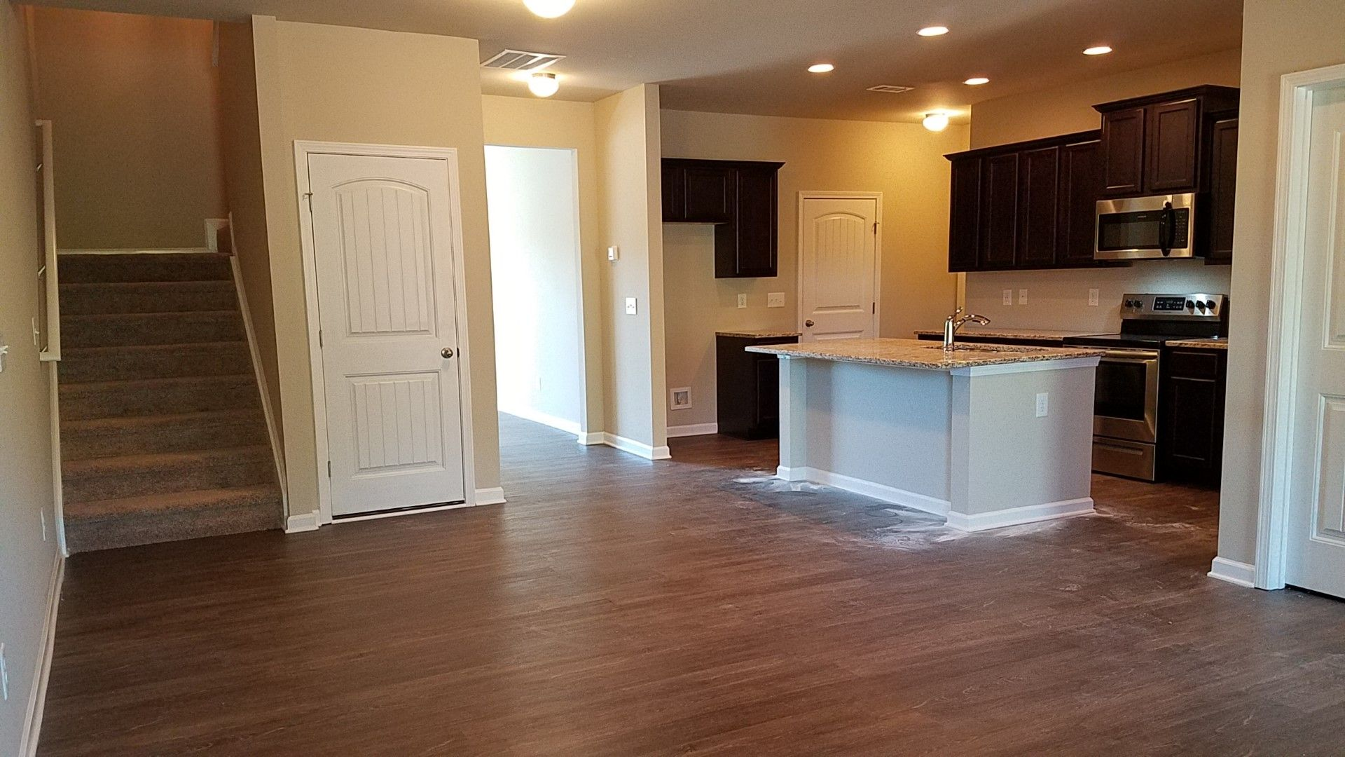 Kitchen-in-Waterford-at-Lakeshore at Madison Park-in-Newnan