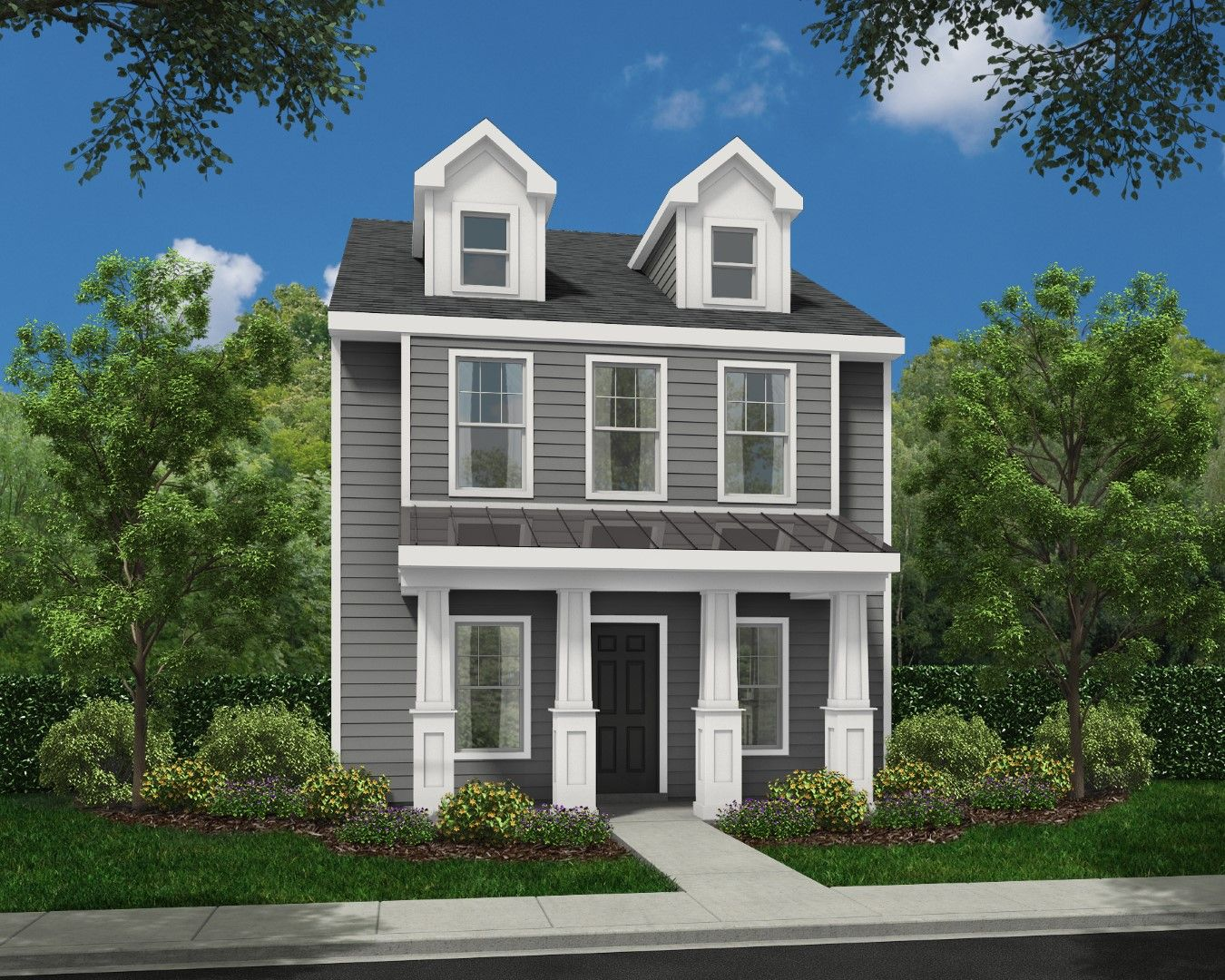 Exterior featured in the Pierce By Piedmont Residential in Atlanta, GA