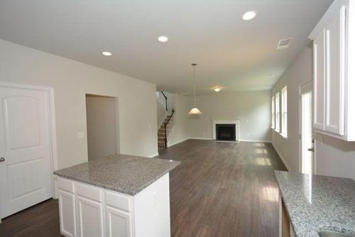 Kitchen-in-Turnbridge-at-Lost Creek-in-Dallas