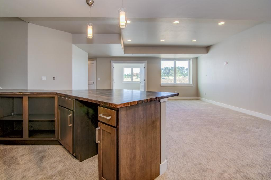 Kitchen featured in the Valor (Slab) By Galiant Homes in Colorado Springs, CO