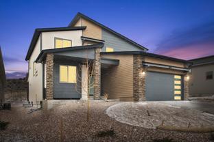 The Walker - Gold Hill Mesa: Colorado Springs, Colorado - Adamo Homes