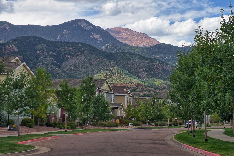 'Gold Hill Mesa' by Adamo Homes in Colorado Springs