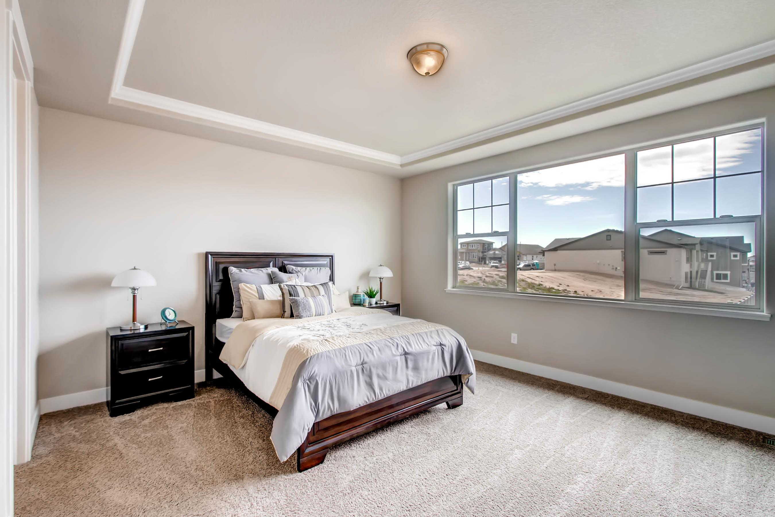 Bedroom featured in the Daniels By Adamo Homes in Colorado Springs, CO