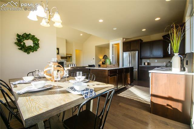 Kitchen featured in the Campbell By Adamo Homes in Colorado Springs, CO