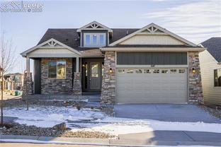 Campbell - Gold Hill Mesa: Colorado Springs, Colorado - Adamo Homes