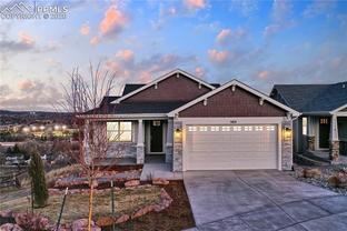 Daniels - Gold Hill Mesa: Colorado Springs, Colorado - Adamo Homes
