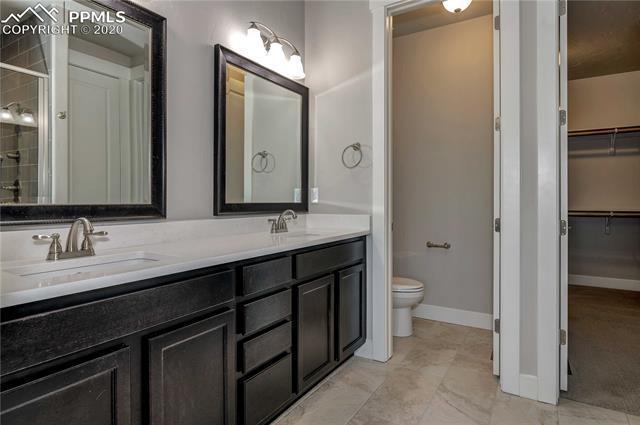 Bathroom featured in the Daniels By Adamo Homes in Colorado Springs, CO