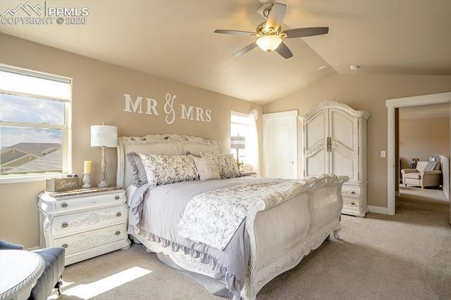 Bedroom featured in The Walker By Adamo Homes in Colorado Springs, CO