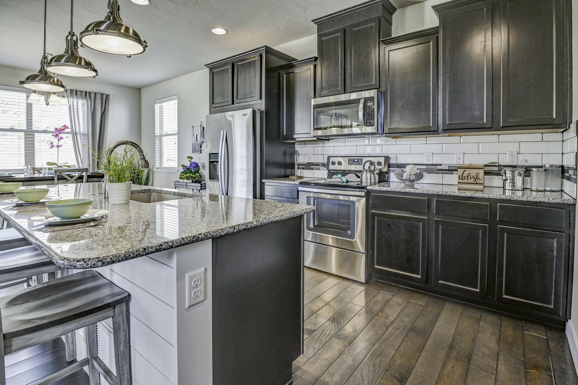 Kitchen featured in The Walker By Adamo Homes in Colorado Springs, CO