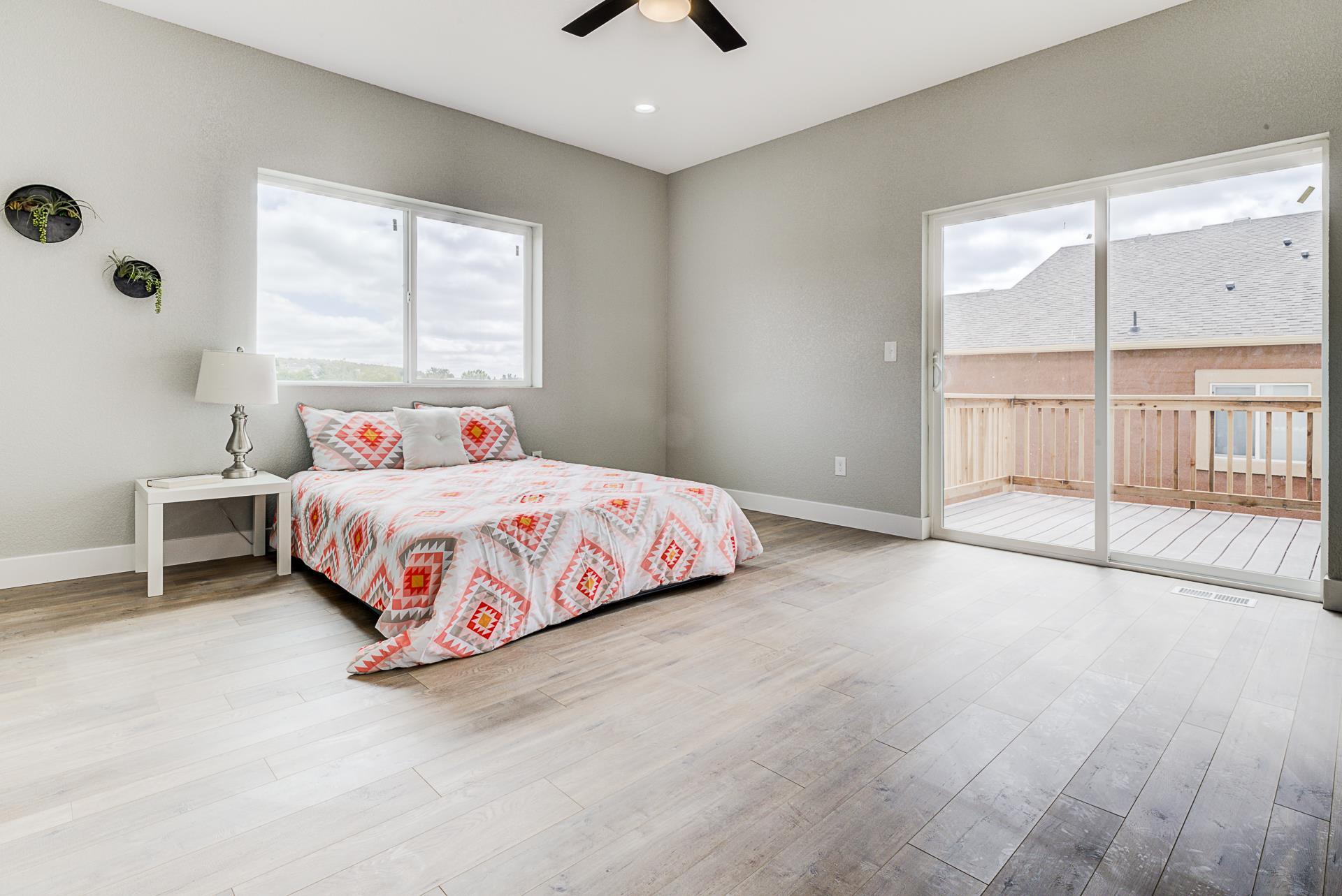 Bedroom featured in the Monarch By Ideal Homes in Colorado Springs, CO