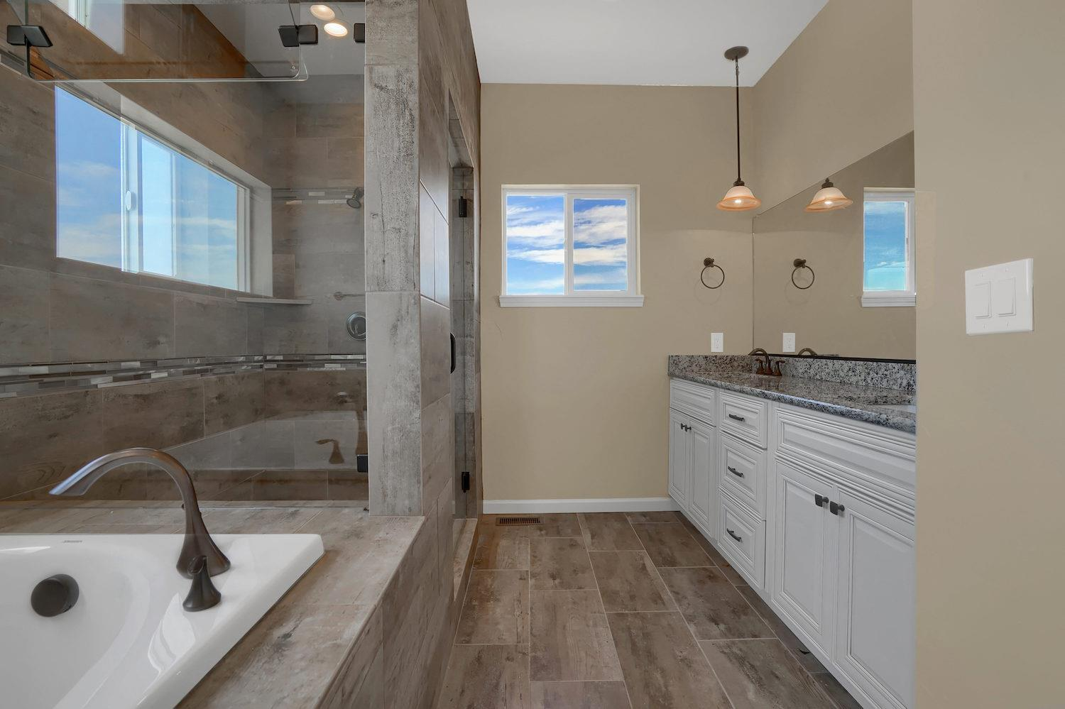 Bathroom featured in the Addison C By Wildernest in Colorado Springs, CO