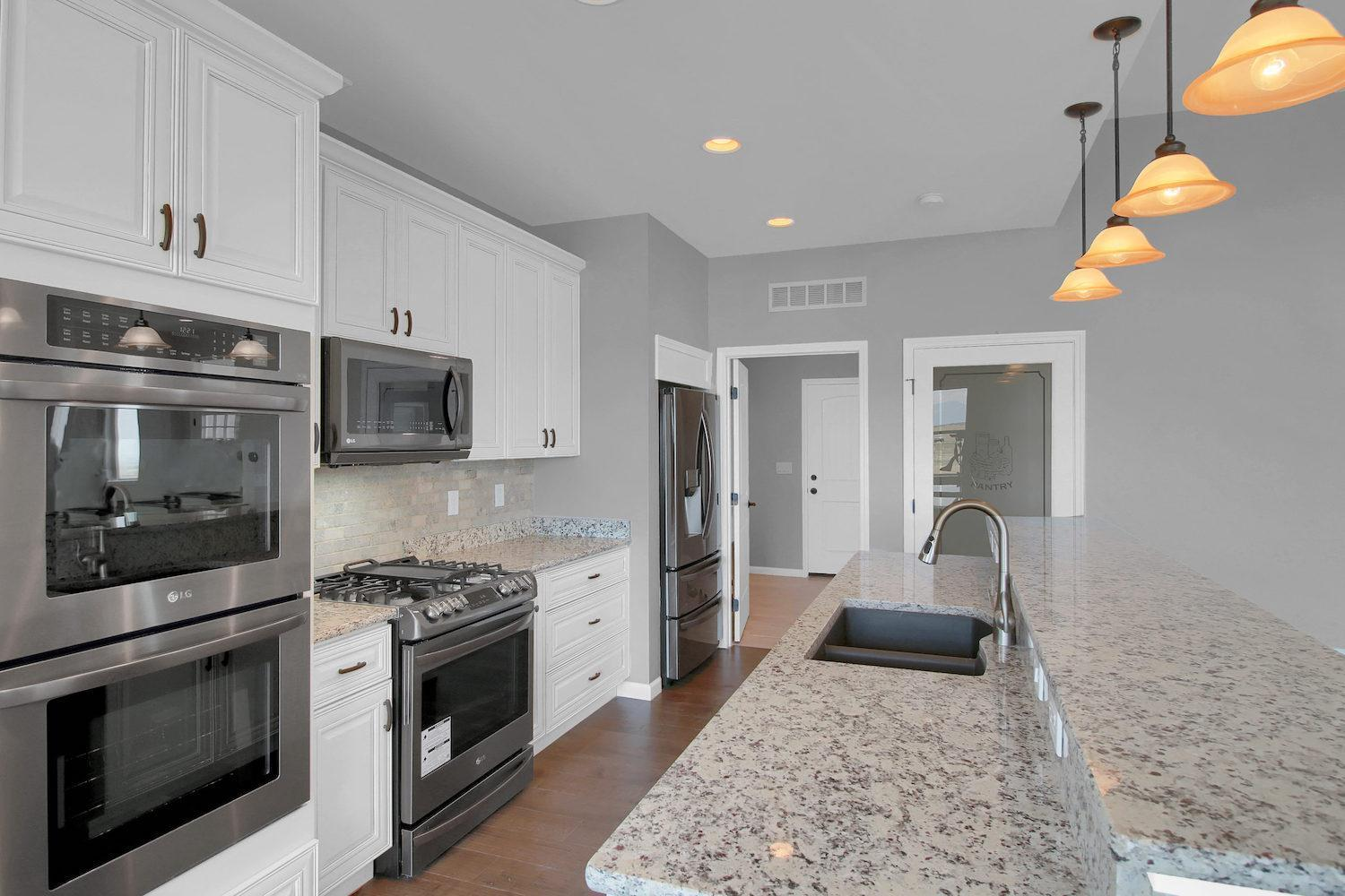 Kitchen featured in the Brooklyn By Wildernest in Colorado Springs, CO