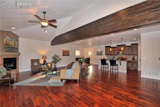 Living Area featured in the Woodridge By Wildernest in Colorado Springs, CO