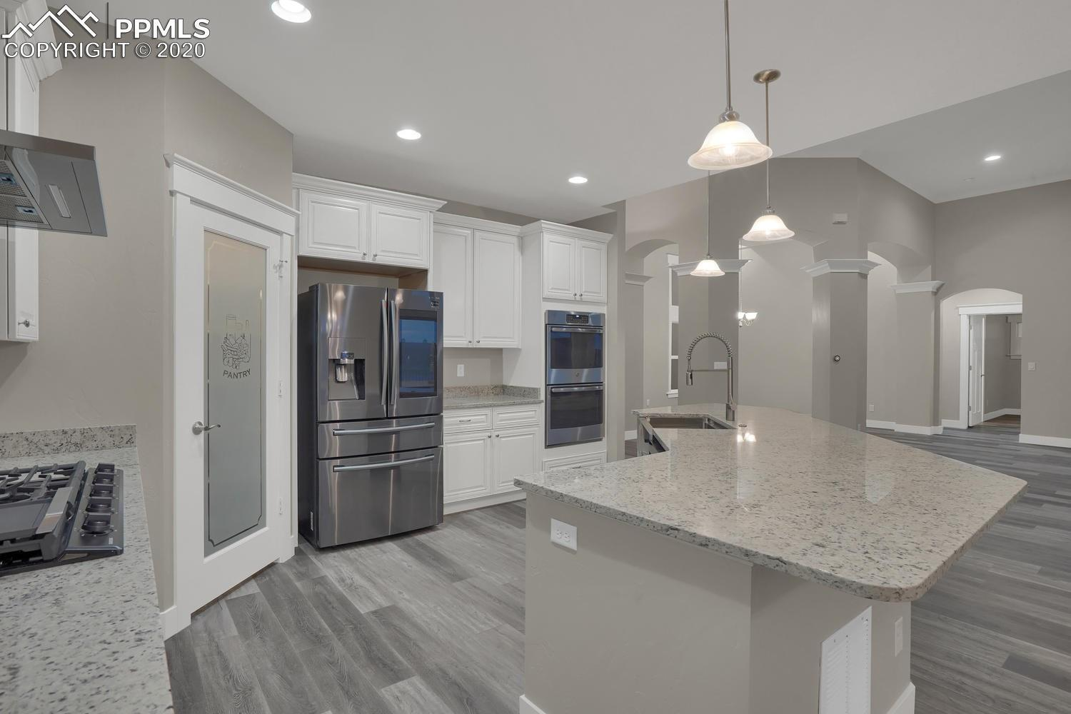 Kitchen featured in the Spruce By Wildernest in Colorado Springs, CO