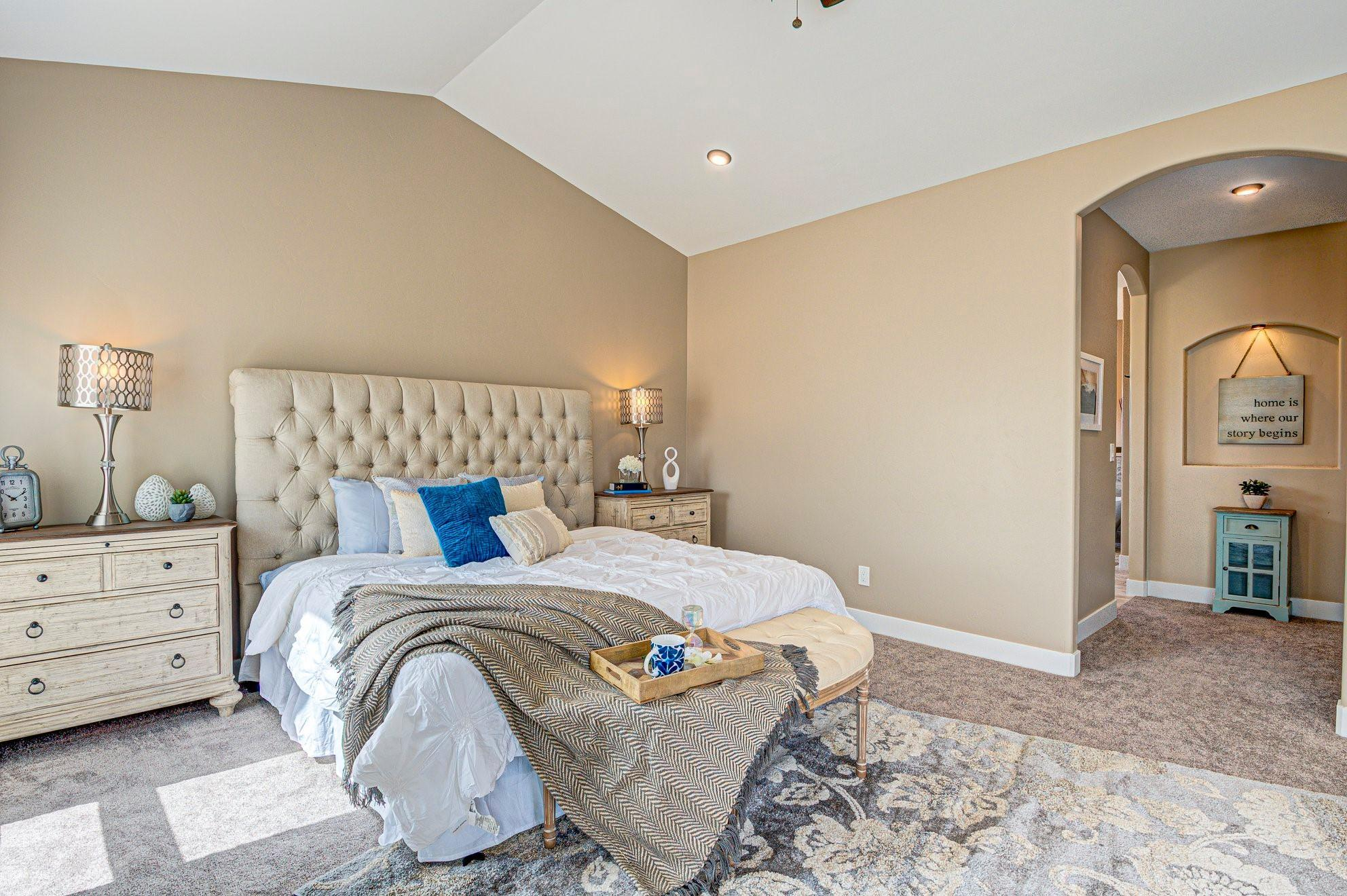 Bedroom featured in the Royal By Wildernest in Colorado Springs, CO