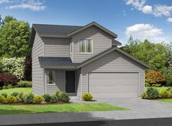 Ouray - Build On Your Own Lot: Colorado Springs, Colorado - Ideal Homes