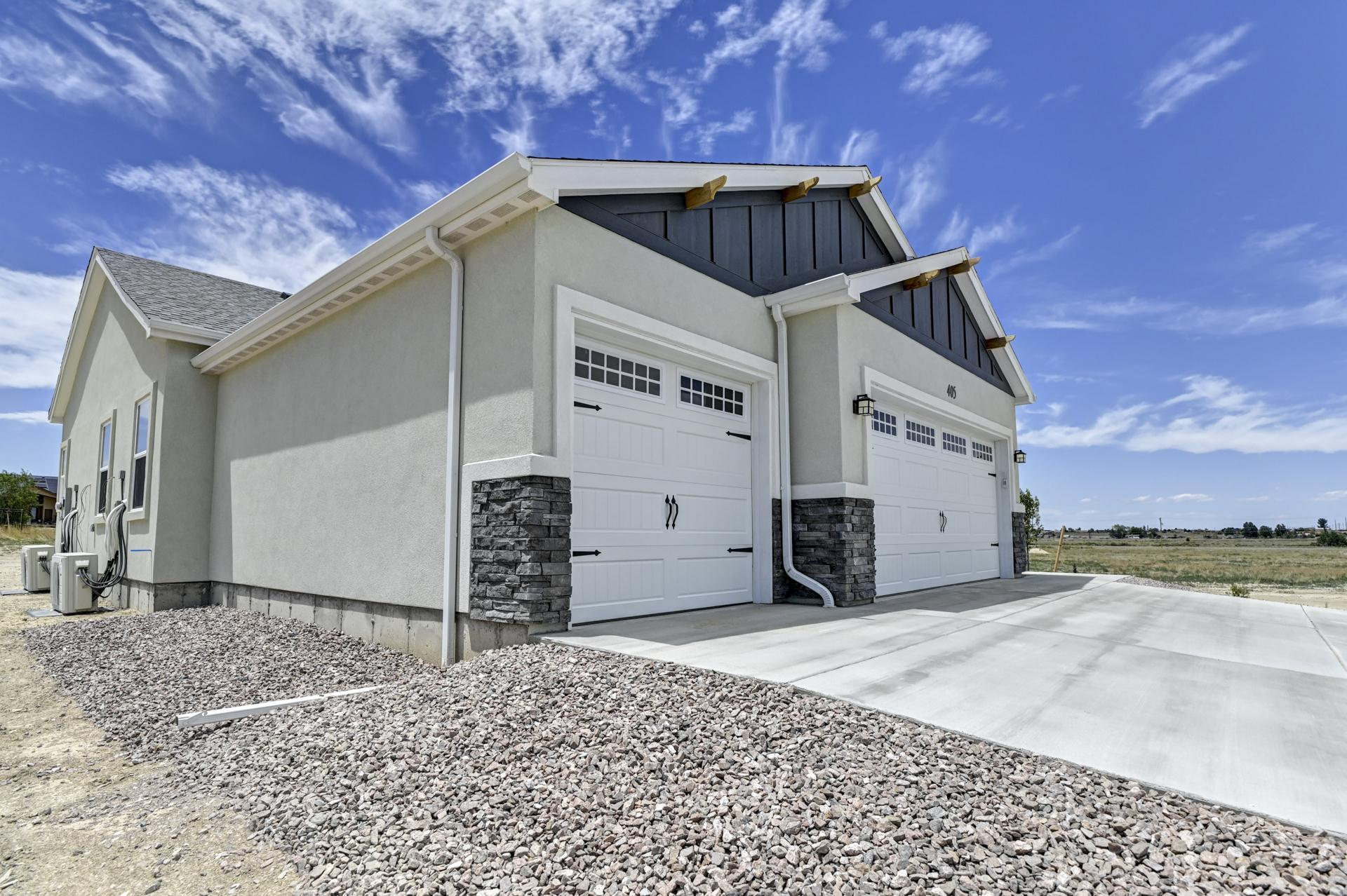 Exterior featured in the Harmony By Westover Homes in Pueblo, CO