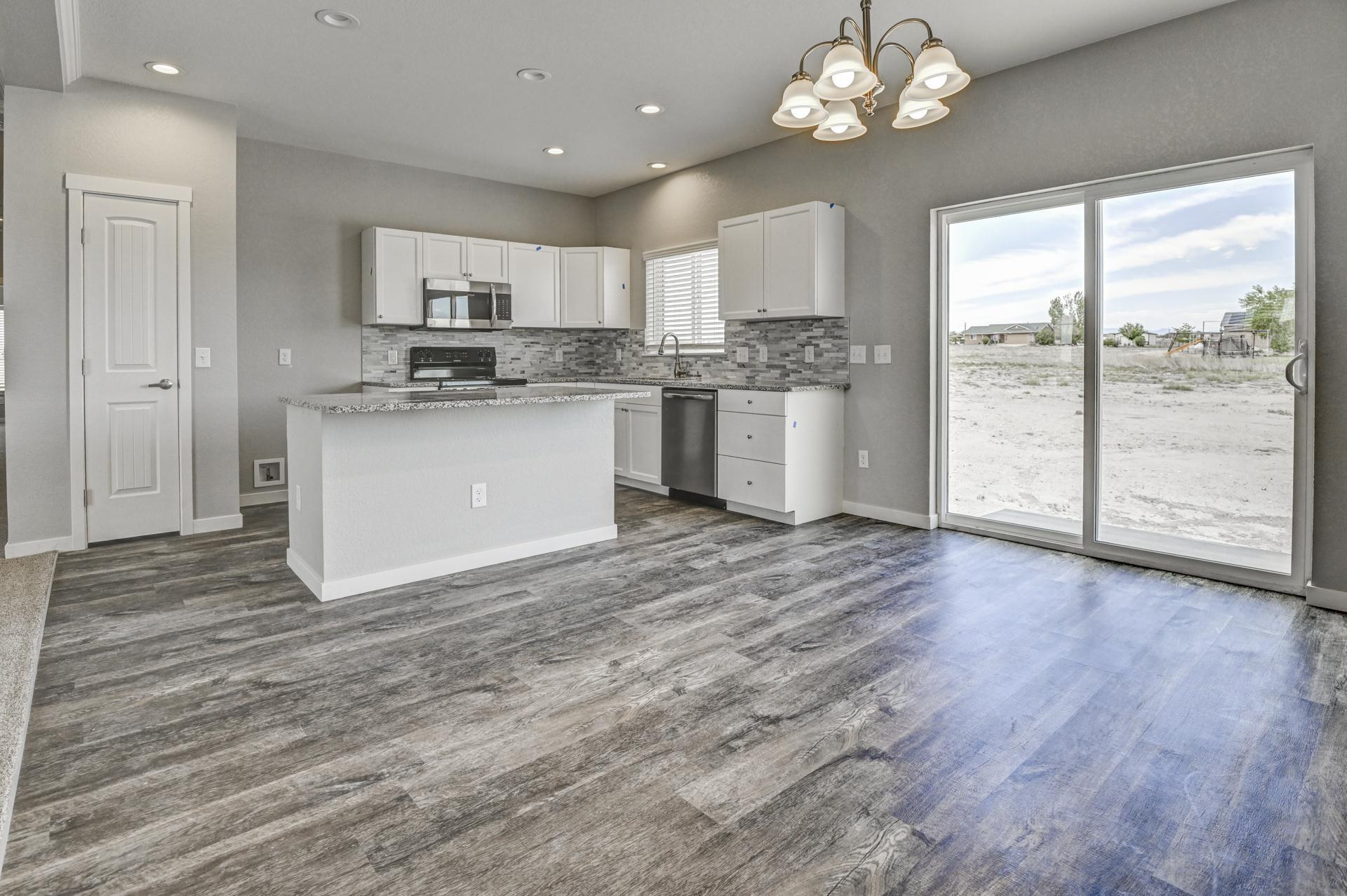 Kitchen featured in the Harmony By Westover Homes in Colorado Springs, CO