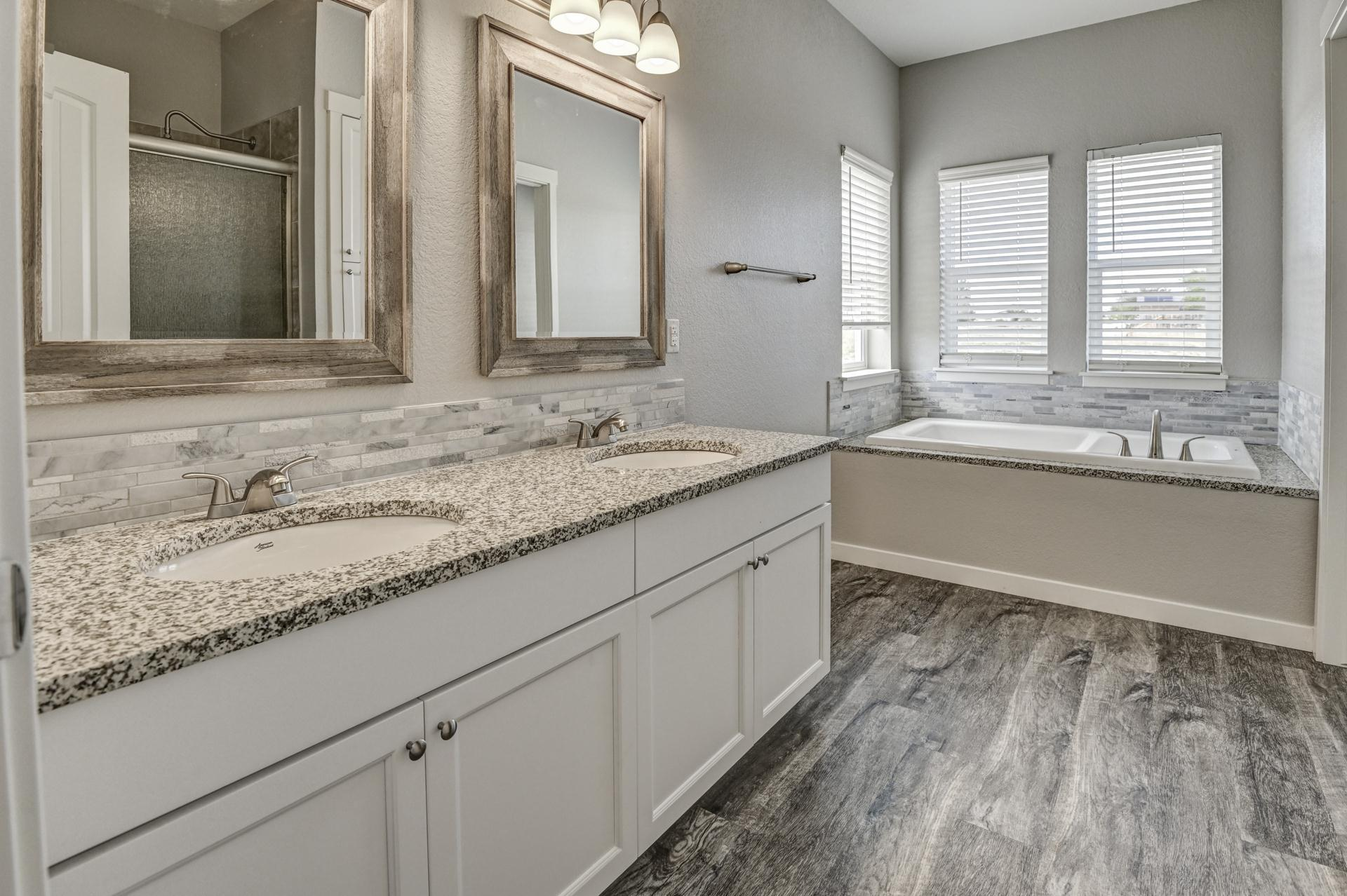 Bathroom featured in the Harmony By Westover Homes in Pueblo, CO