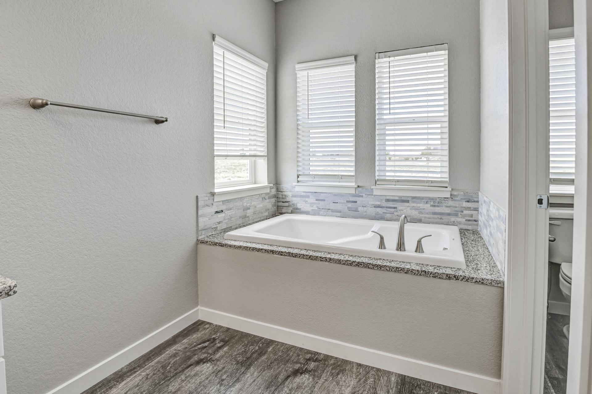 Bathroom featured in the Harmony By Westover Homes in Colorado Springs, CO