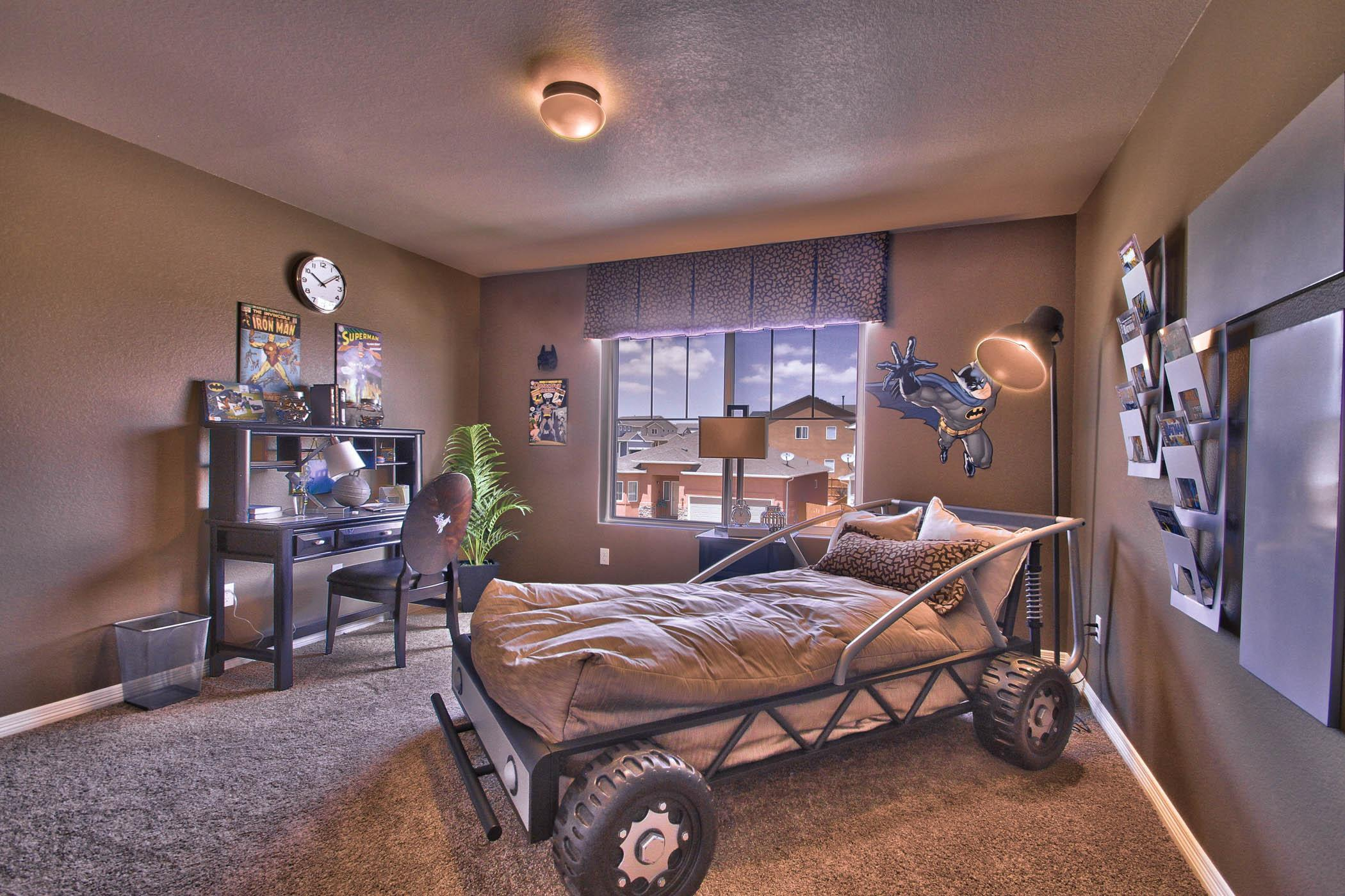 Bedroom featured in the Pikes Peak - Upper Level Master (Slab) By Reunion Homes