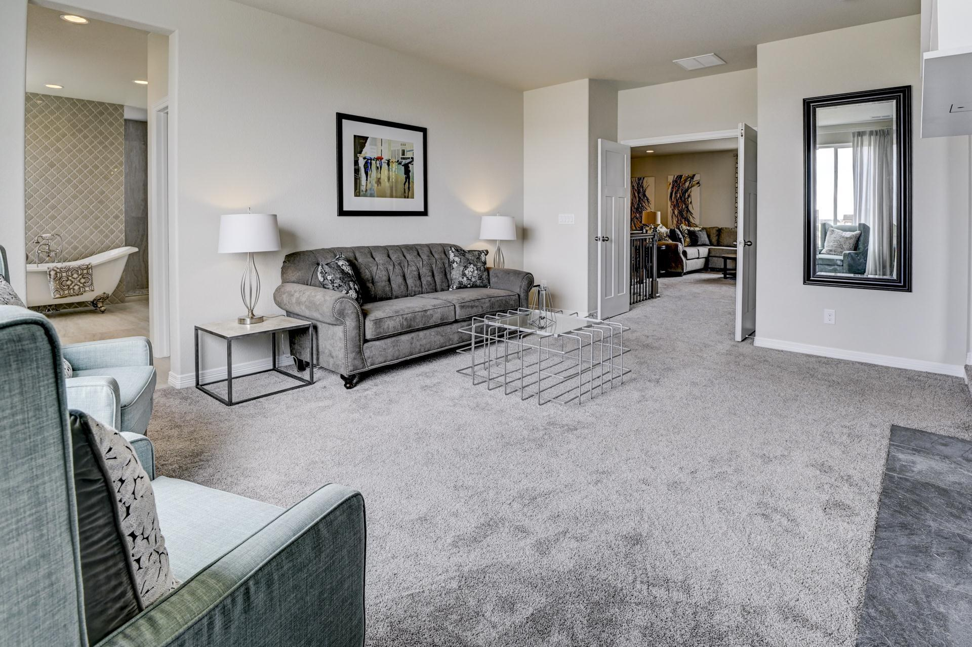 Bedroom featured in the Sunlight Peak (Slab) By Reunion Homes in Colorado Springs, CO
