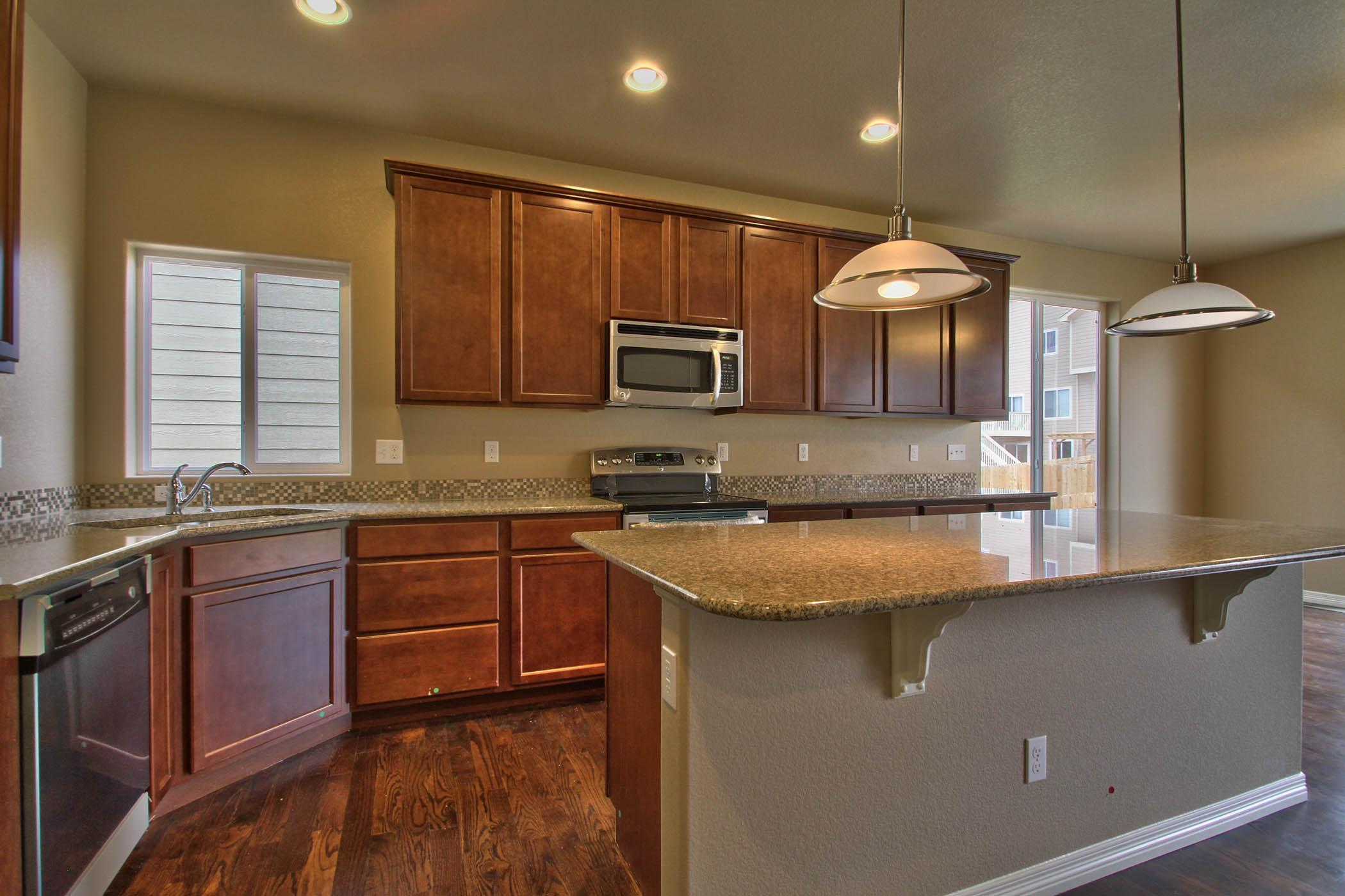 Kitchen featured in the Cutler (Unfinished Basement) By Reunion Homes in Colorado Springs, CO