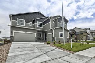 Sunlight Peak (Finished Basement) - Meridian Ranch: Peyton, Colorado - Reunion Homes