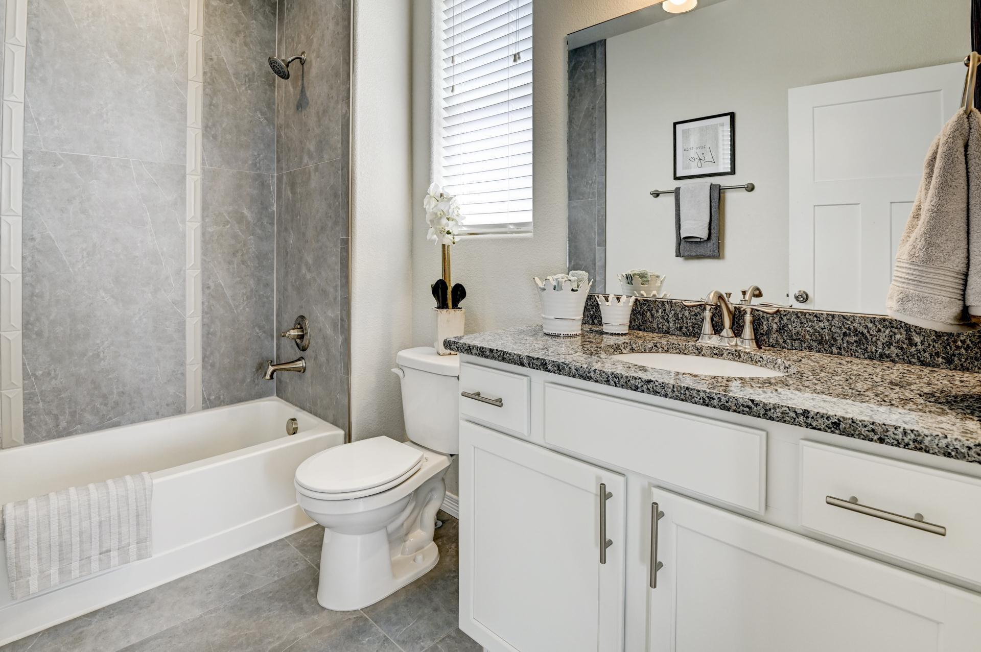 Bathroom featured in the Sunlight Peak (Finished Basement) By Reunion Homes in Colorado Springs, CO