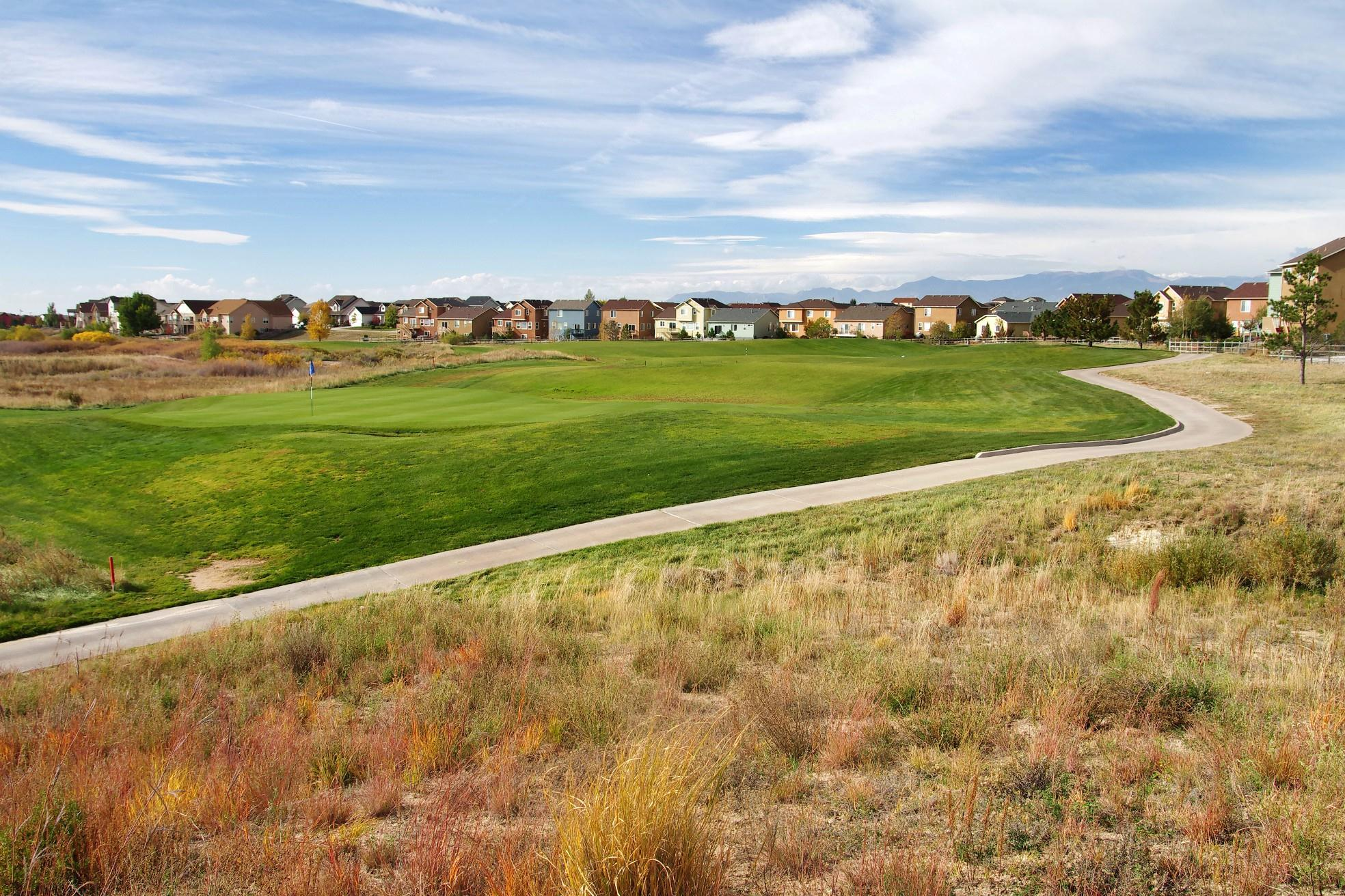 'Meridian Ranch' by Reunion Homes in Colorado Springs