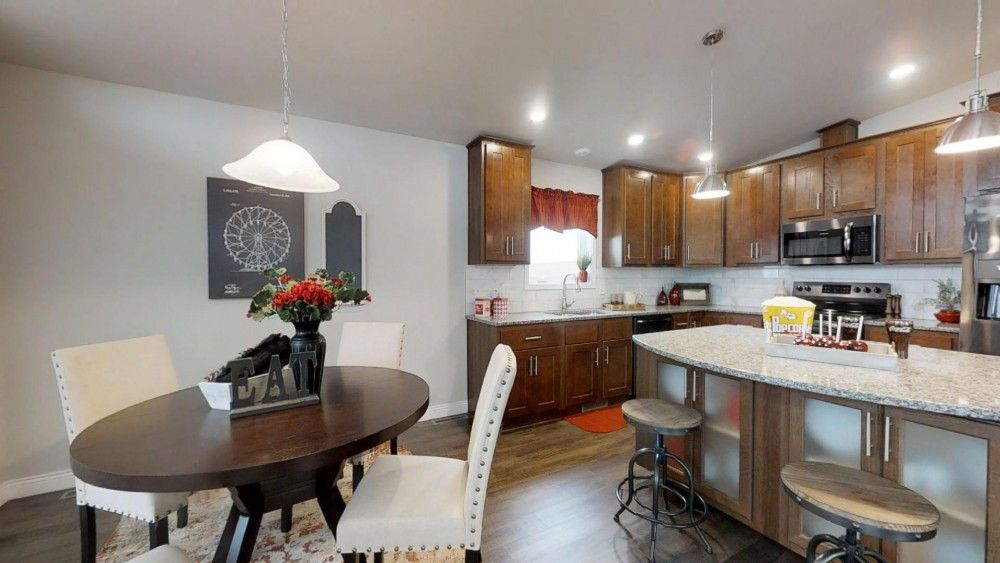 Kitchen featured in the Chestnut by Bonnavilla By Seeger Homes in Colorado Springs, CO