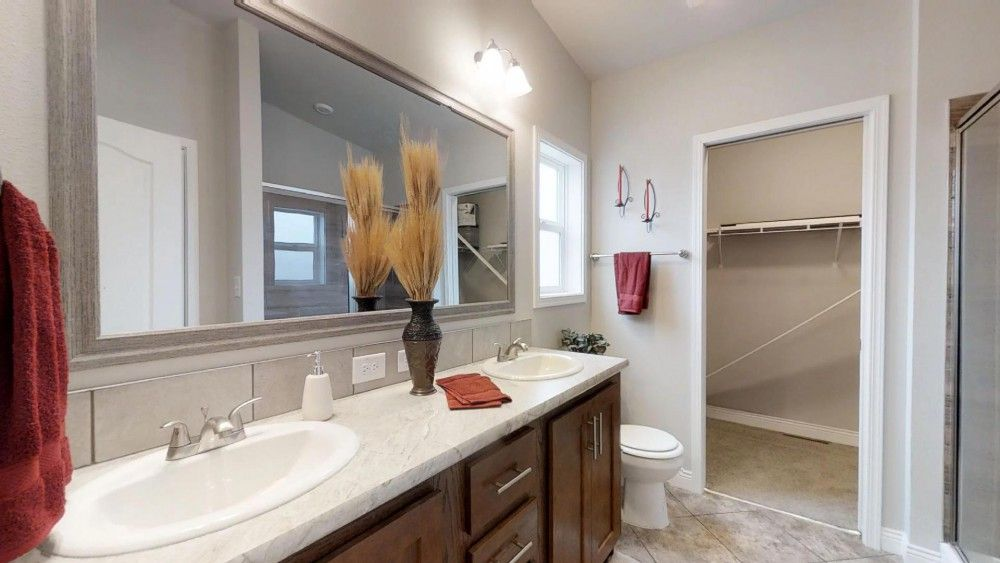 Bathroom featured in the Chestnut by Bonnavilla By Seeger Homes in Colorado Springs, CO