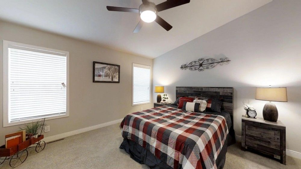 Bedroom featured in the Chestnut by Bonnavilla By Seeger Homes in Colorado Springs, CO