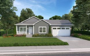 Almond by Bonnavilla - Build on Your Lot by Seeger Homes: Colorado Springs, Colorado - Seeger Homes
