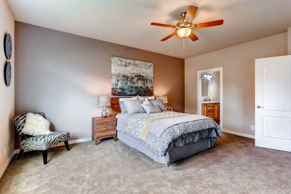 Bedroom featured in the Cypress by Bonnavilla By Seeger Homes in Colorado Springs, CO