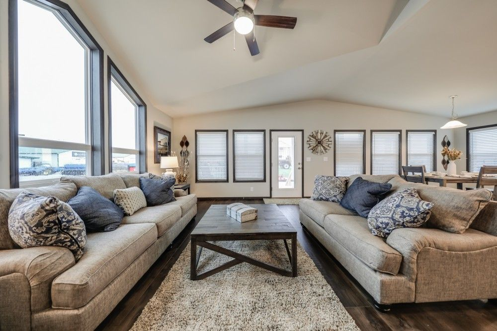 Living Area featured in the Glenwood by Bonnavilla By Seeger Homes in Colorado Springs, CO