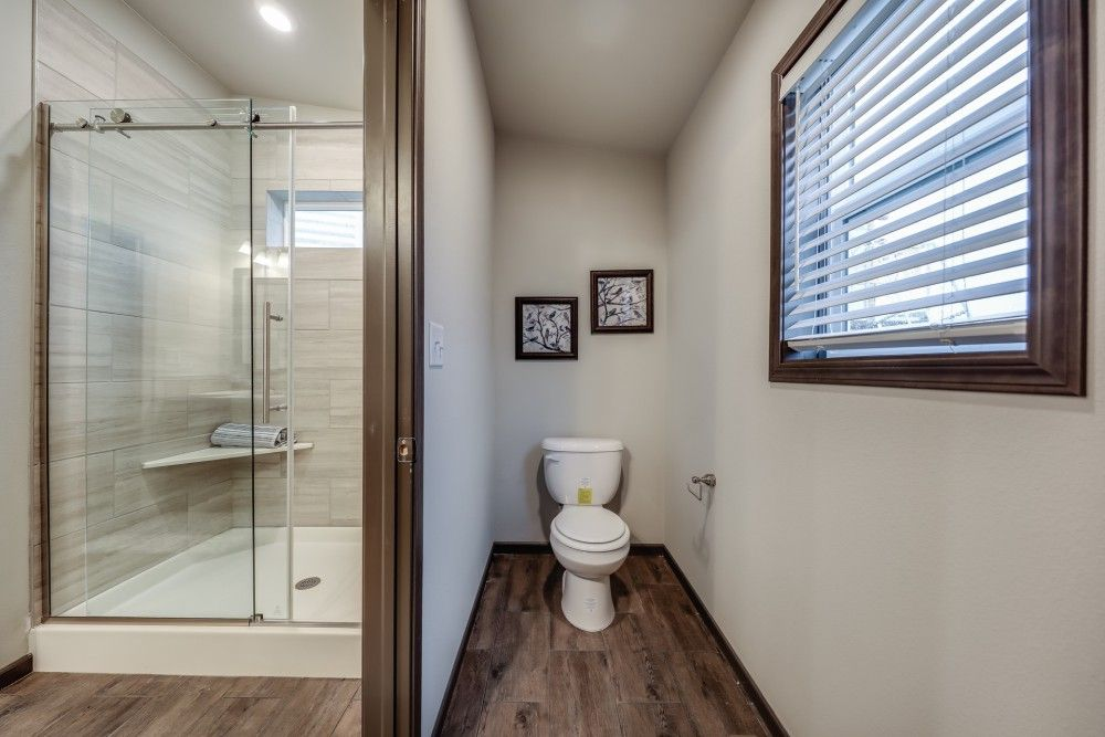 Bathroom featured in the Glenwood by Bonnavilla By Seeger Homes in Colorado Springs, CO