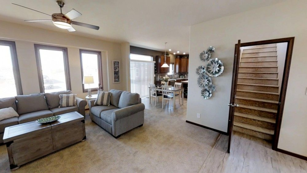 Living Area featured in the Joshua by Bonnavilla By Seeger Homes in Colorado Springs, CO