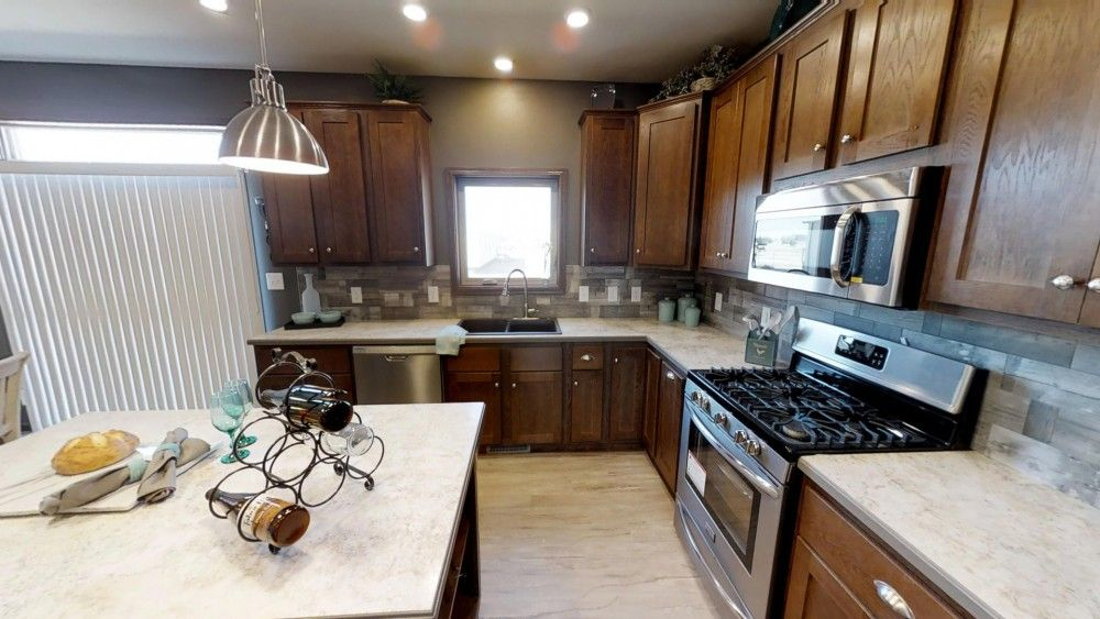 Kitchen featured in the Joshua by Bonnavilla By Seeger Homes in Colorado Springs, CO