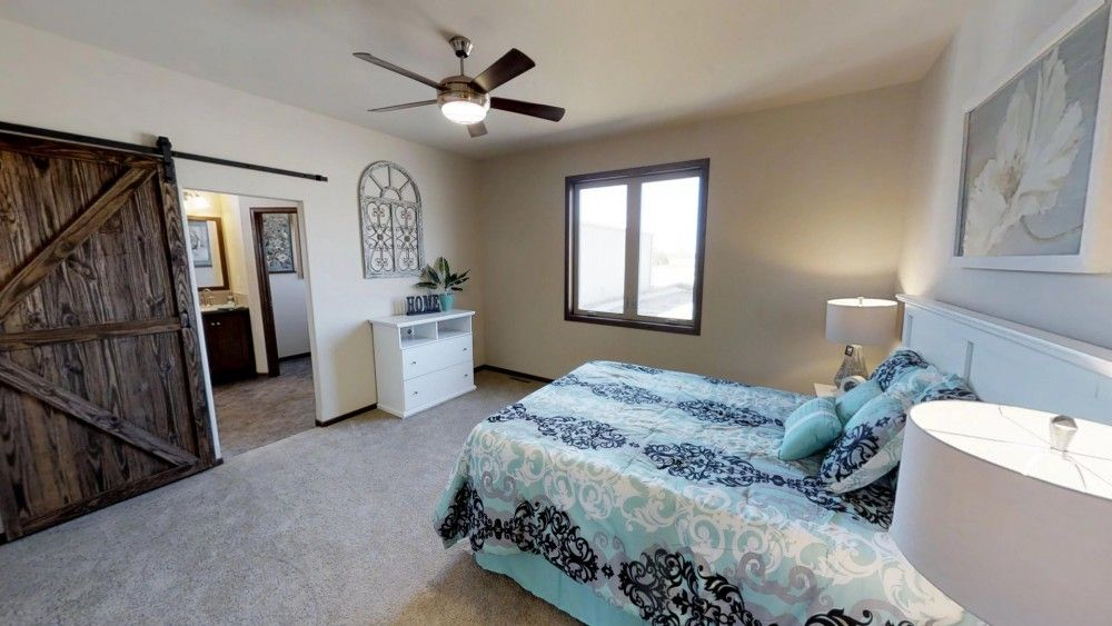 Bedroom featured in the Joshua by Bonnavilla By Seeger Homes in Colorado Springs, CO