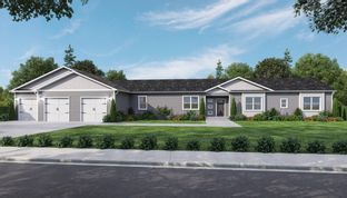 Sycamore by Bonnavilla - Build on Your Lot by Seeger Homes: Colorado Springs, Colorado - Seeger Homes