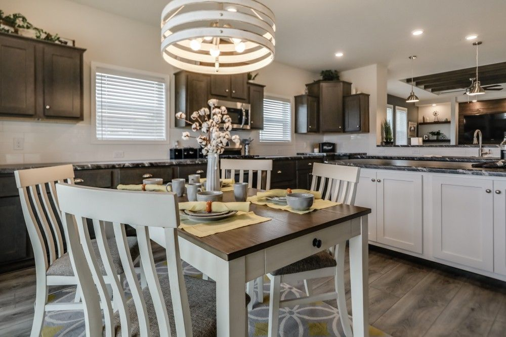 Kitchen featured in the Sycamore by Bonnavilla By Seeger Homes in Colorado Springs, CO