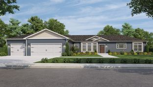 Red Oak by Bonnavilla - Build on Your Lot by Seeger Homes: Colorado Springs, Colorado - Seeger Homes