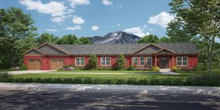 Tamarack by Bonnavilla - Build on Your Lot by Seeger Homes: Colorado Springs, Colorado - Seeger Homes