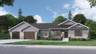 Hamilton by Bonnavilla - Build on Your Lot by Seeger Homes: Colorado Springs, Colorado - Seeger Homes
